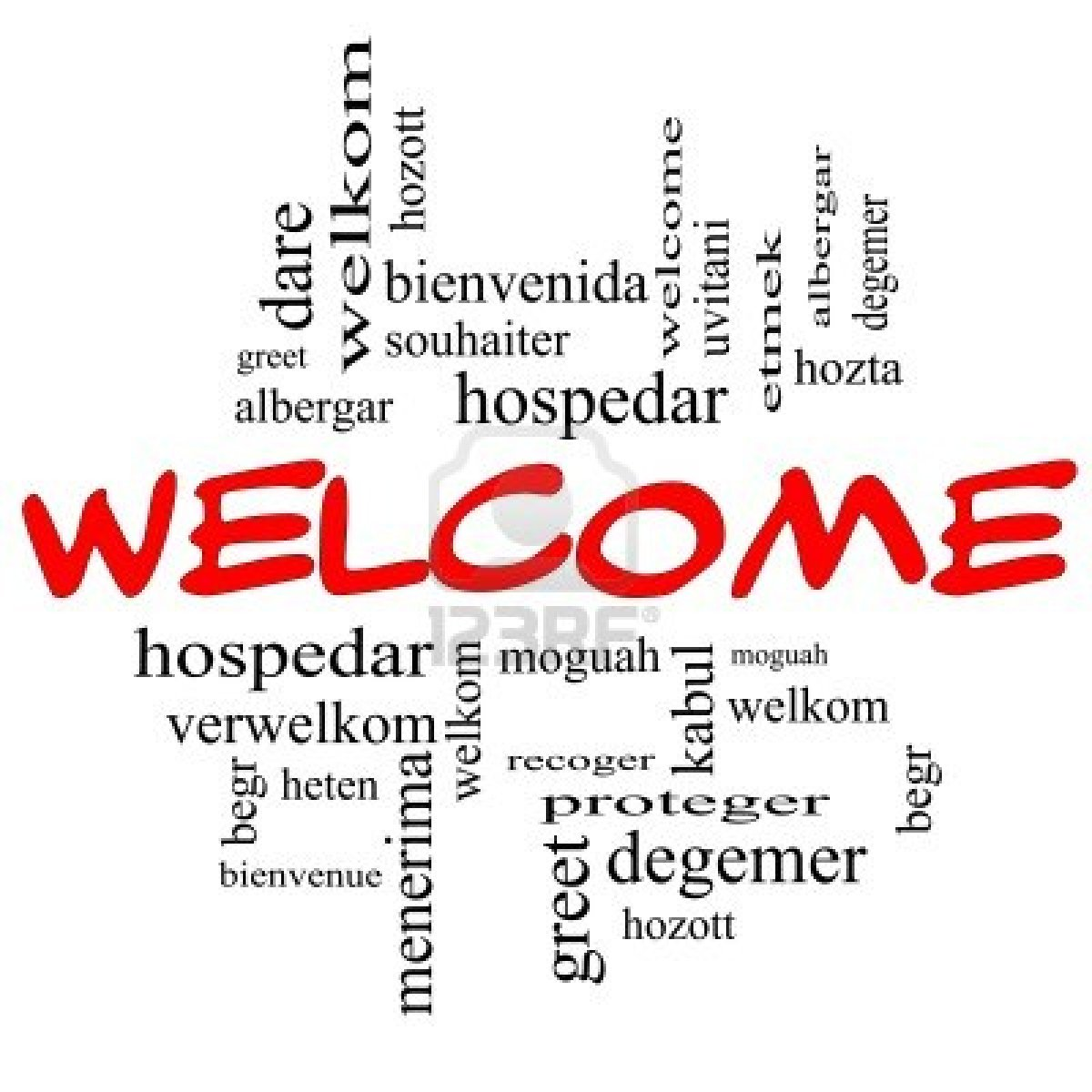 Welcome in many languages printable revitalizing a classroom welcome in many languages printable download m4hsunfo