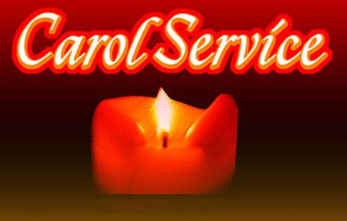 Carol Service in Wisbech