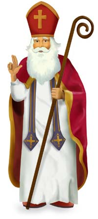 Celebrating St Nicholas @ Our Lady of Good Counsel & St Peter | March | United Kingdom